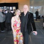 with George Koller at JUNO Awards Dinner
