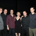 TIFF Bell Lightbox with Rob Clutton, Nick Fraser, Milos Popovic, Alex Gajic, Quinsin Nachoff